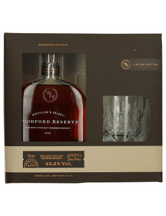COFFRET WHISKY WOODFORD...