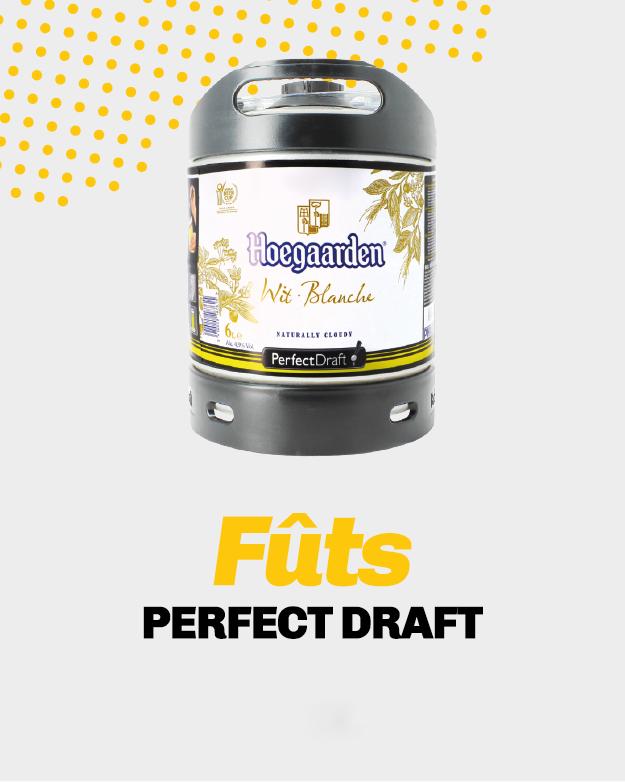 Fûts Perfect Draft - En savoir plus
