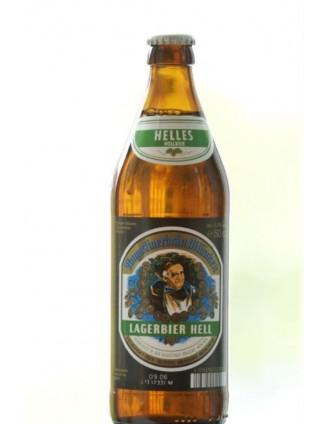AUGUSTINER LAGER HELL 50CL...