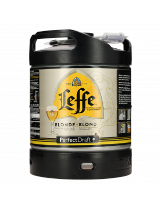 LEFFE BLONDE 6L 6.6%