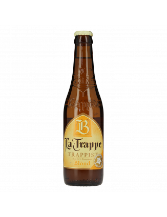 LA TRAPPE BLONDE 33CL 6.5%