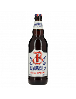 BOMBARDIER 50CL 5.2%