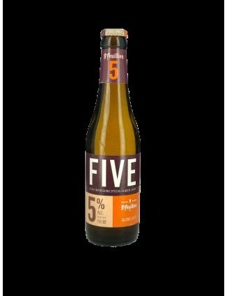 ST FEUILLIEN FIVE 33CL 5%