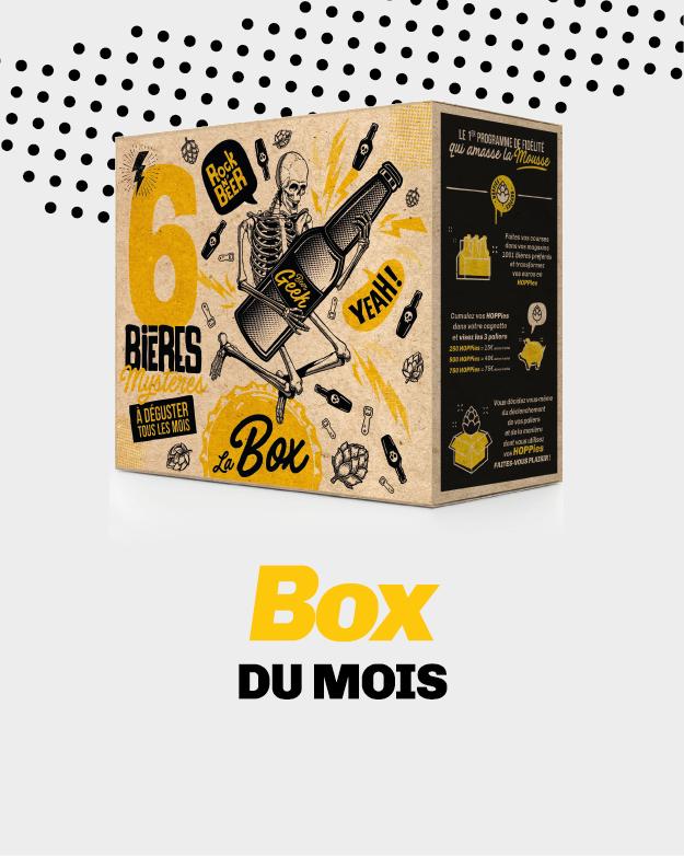 Box du mois - En savoir plus