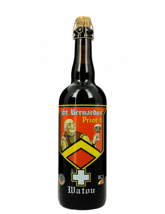 ST BERNARDUS PRIOR 75CL 8%
