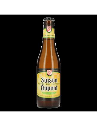 SAISON DUPONT DRY HOPPING...