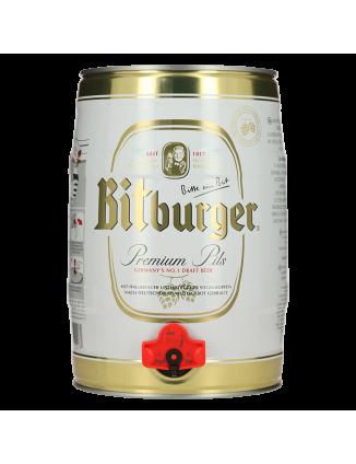 BITBURGER 5L 4.8%