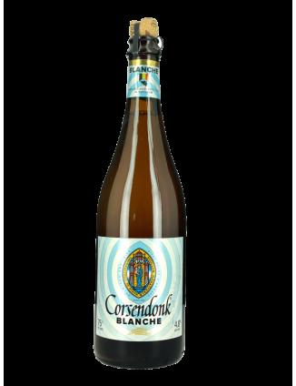CORSENDONK BLANCHE 75CL 4.8%