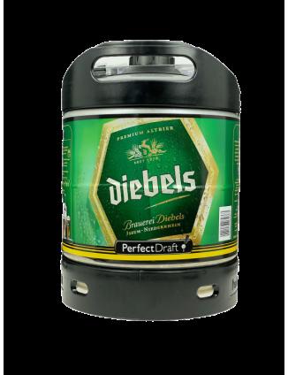DIEBELS PERFECT DRAFT 6L 4.9%