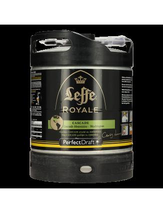 LEFFE ROYALE CASCADE IPA 6L...
