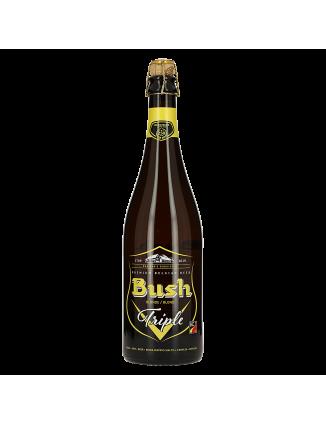BUSH BLONDE TRIPLE 75CL 10.5%