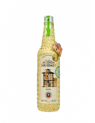 CACHACA SOLEDADE PURA 70CL 40%